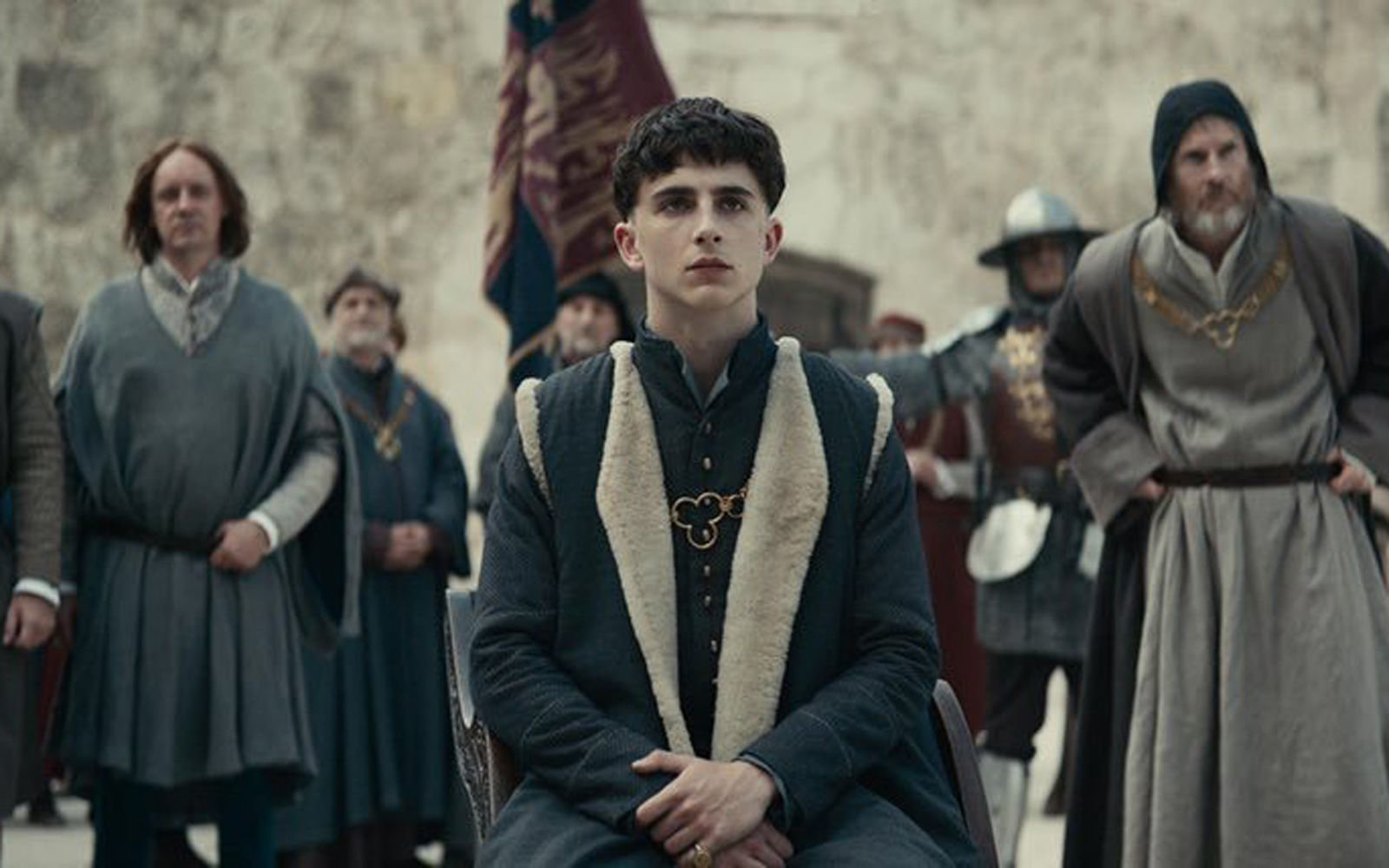 'The King' Review: Timothée Chalamet Rules, But Netflix's Shakespearean Epic Is No Crowning Achievement