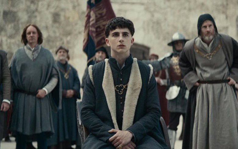 The King' Review: Timothée Chalamet Rules in Netflix Epic