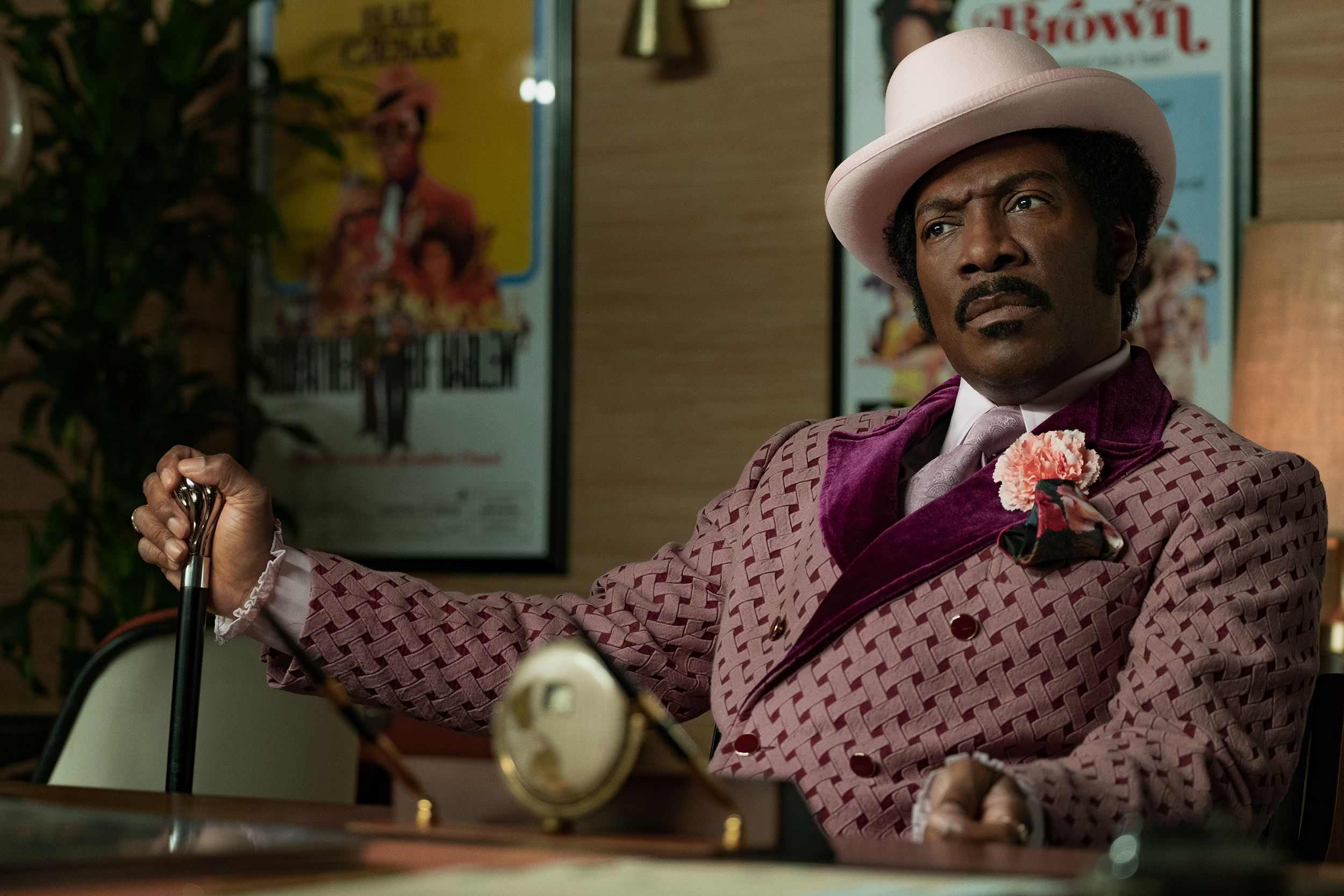 'Dolemite Is My Name' Review: Eddie Murphy Goes Off in Netflix's Balls-to-the-Wall Biopic — TIFF