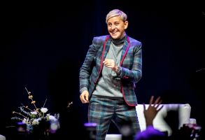 Ellen DeGeneres'A Conversation with Ellen DeGeneres', Scotiabank Arena, Toronto, Canada - 03 Mar 2019