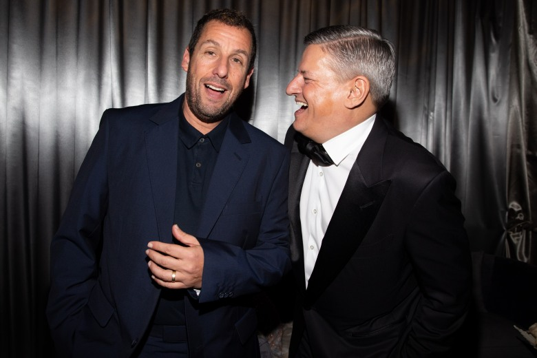 Adam Sandler and Ted Sarando71st Annual Primetime Emmy Awards, Netflix Party, Los Angeles, USA - 22 Sep 2019