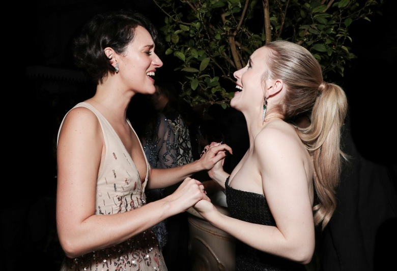 Phoebe Waller-Bridge and Rachel Brosnahan71st Primetime Emmy Awards, Amazon After Party, Inside, Chateau Marmont, Los Angeles, USA - 22 Sep 2019