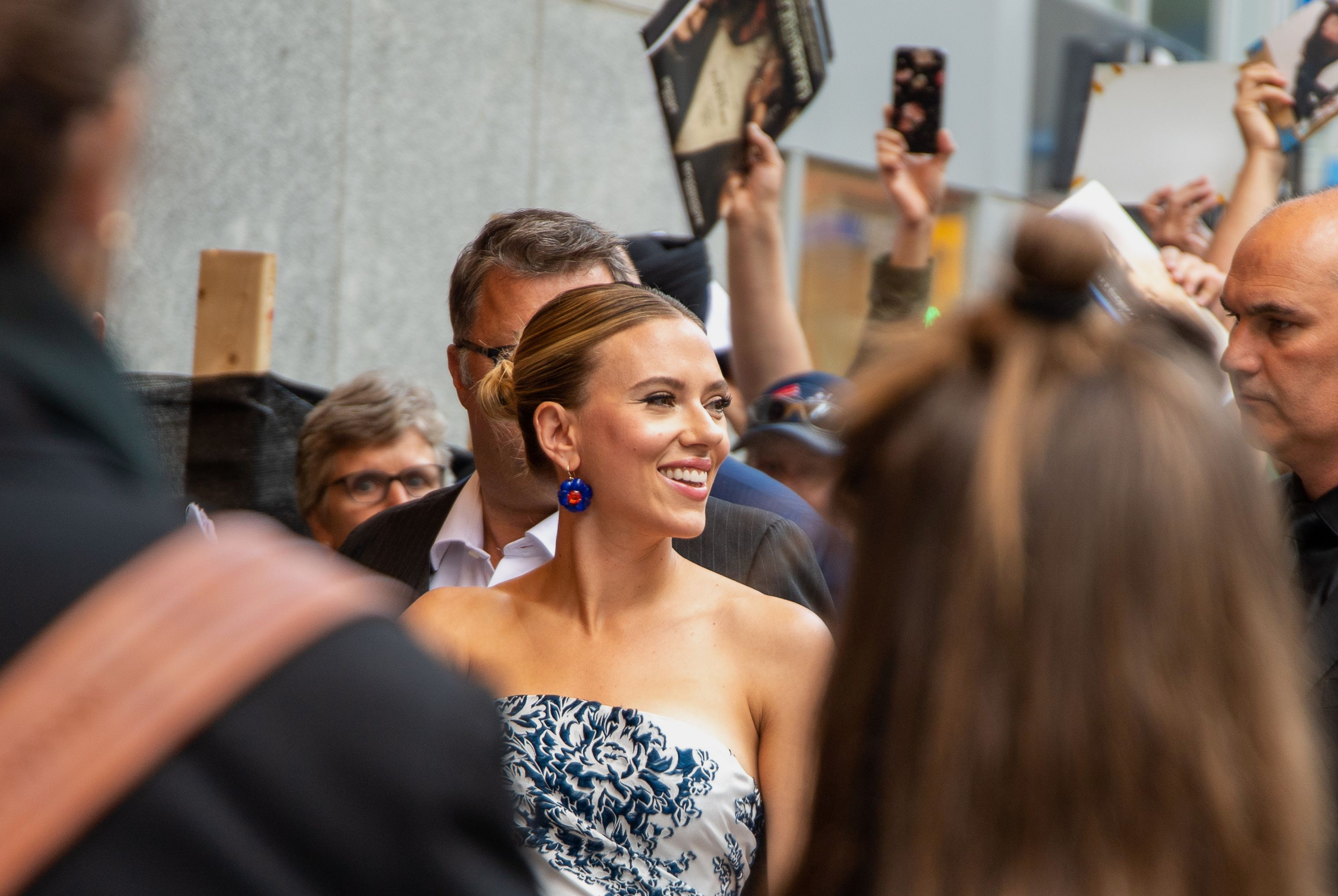 Scarlett Johansson'Marriage Story' premiere, Toronto International Film Festival, Toronto, Canada - 08 Sep 2019