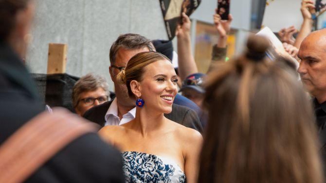Scarlett Johansson'Marriage Story' premiere, Toronto International Film Festival, Toronto, Canada - 08 Sep 2019