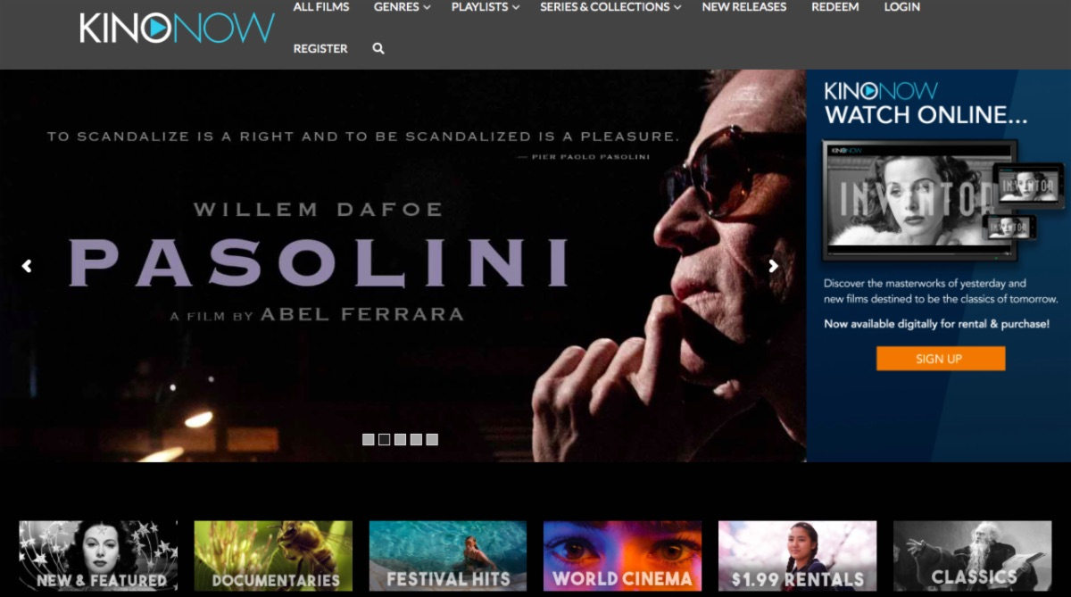 Kino Lorber Eyes 'Arthouse iTunes' With Launch of Its Own Streaming Platform