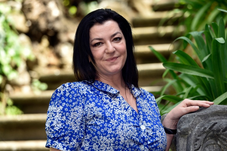 Lynne Ramsay'A Beautiful Day' film photocall, Rome, Italy - 27 Apr 2018
