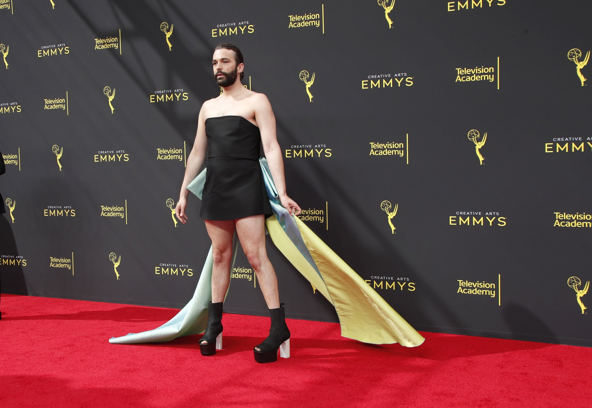 'Queer Eye' Star Jonathan Van Ness Reveals He's HIV Positive, Opens Up About Drug Addiction and Sex