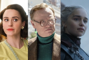 """""""The Marvelous Mrs. Maisel,"""" """"Chernobyl,"""" and """"Game of Thrones"""""""