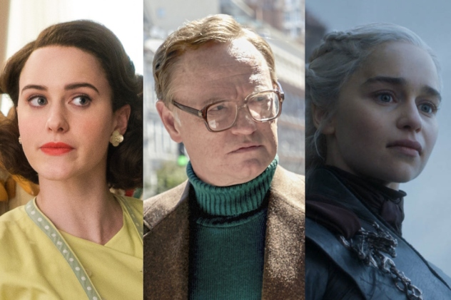 'The Marvelous Mrs. Maisel' and 'Chernobyl' Emerge as Emmy Frontrunners