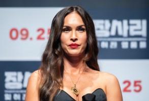 Megan Fox'Battle of Jangsari' film press conference, Seoul, South Korea - 21 Aug 2019