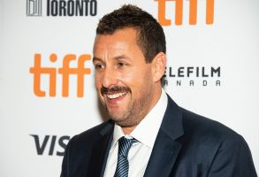 "Adam Sandler attends a premiere for ""Uncut Gems"" on day five of the Toronto International Film Festival at the Princess of Wales Theatre, in Toronto2019 TIFF - ""Uncut Gems"" Premiere, Toronto, Canada - 09 Sep 2019"
