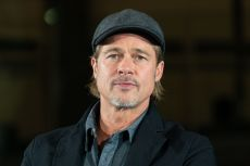 Brad Pitt'Ad Astra' film press conference, National Museum of Emerging Science and Innovation, Tokyo, Japan - 12 Sep 2019