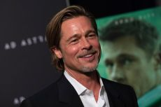 "This photo shows actor Brad Pitt at a special screening of ""Ad Astra"" at the National Geographic Museum in WashingtonFilm - Ad Astra, Washington, USA - 16 Sep 2019"