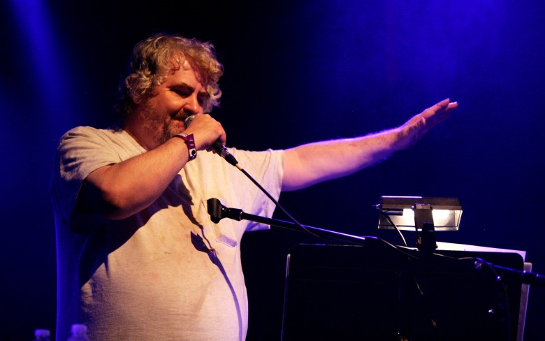 Daniel JohnstonDaniel Johnston in Concert at the El Rey, Los Angeles, America - 22 Jul 2011
