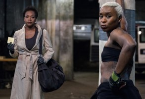 Editorial use only. No book cover usage.Mandatory Credit: Photo by 20th Century Fox/Moviestore/Shutterstock (10102608i)Viola Davis, Cynthia ErivoWidows - 2018