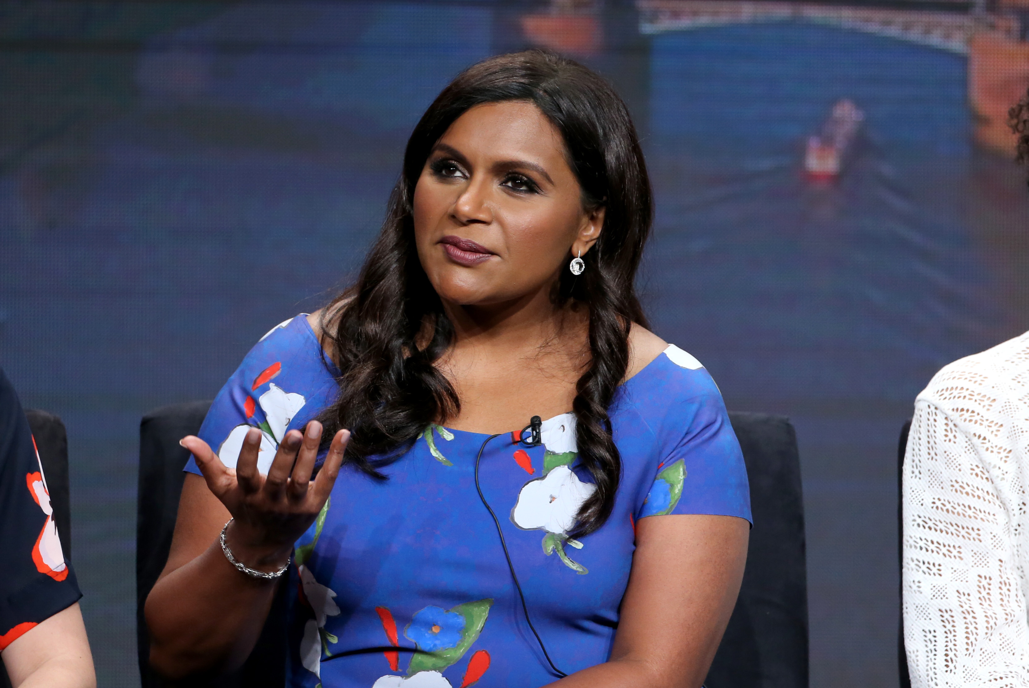 Mindy Kaling Tv Academy Tried To Cut Me From Office Producers List Indiewire