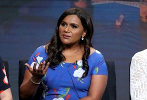 Mindy KalingHulu 'Four Weddings and a Funeral' TV Show panel, TCA Summer Press Tour, Los Angeles, USA - 26 Jul 2019