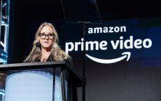 Jennifer SalkeAmazon Prime Executive Session panel, TCA Summer Press Tour, Los Angeles, USA - 27 Jul 2019
