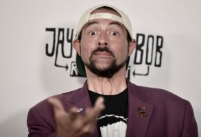 "Kevin Smith attends a special Screening of ""Jay and Silent Bob Reboot"" at the TCL Chinese Theatre, in Los AngelesLA Special Screening of ""Jay and Silent Bob Reboot"", Los Angeles, USA - 14 Oct 2019"