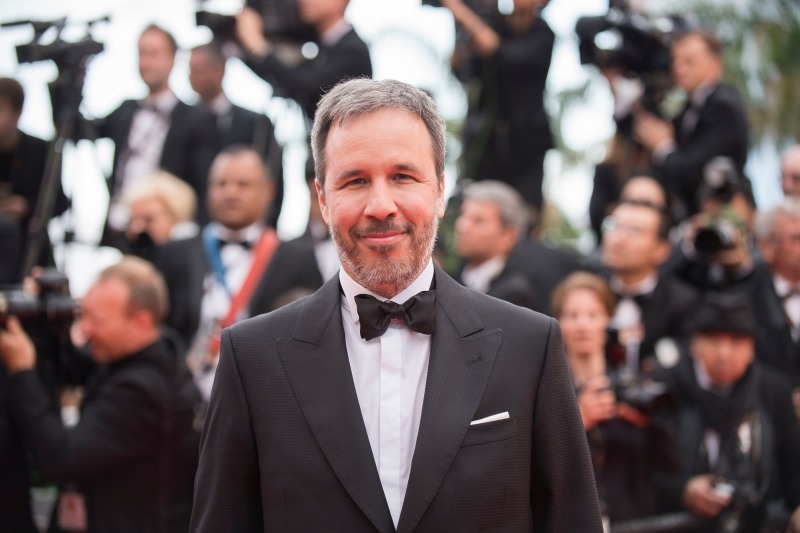 Director Denis Villeneuve poses for photographers upon arrival at the premiere of the film 'Solo: A Star Wars Story' at the 71st international film festival, Cannes, southern France 2018 Solo: A Star Wars Story Red Carpet, Cannes, France - 15 May 2018