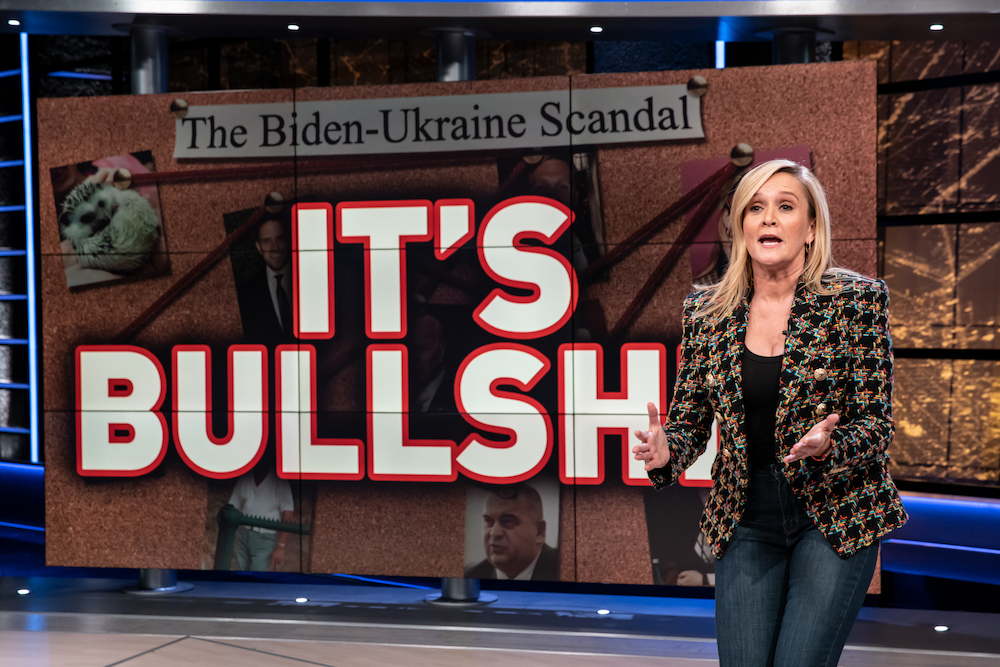 """""""Full Frontal with Samantha Bee"""" 2019 TBS"""