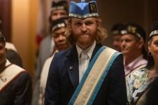 "Wyatt Russell as Sean ""Dud"" Dudley - Lodge 49 _ Season 2, Episode 10 - Photo Credit: Jackson Lee Davis/AMC"