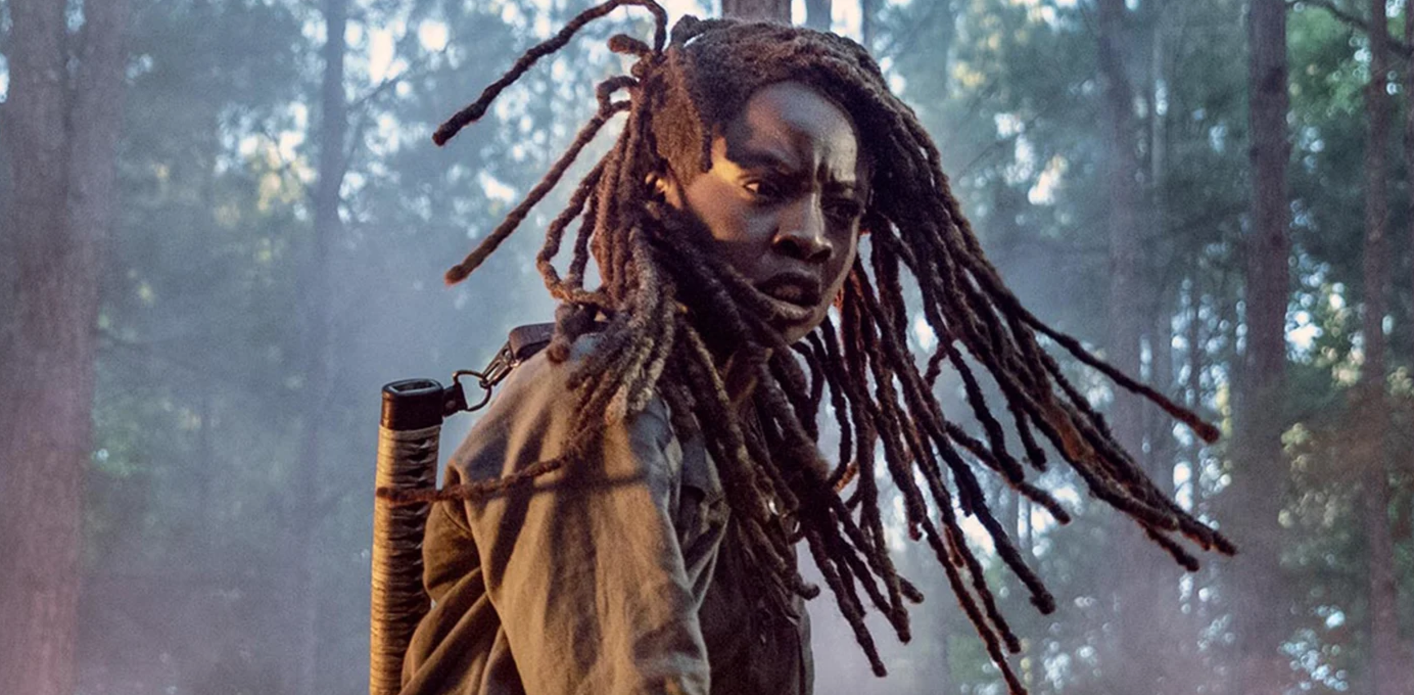 'The Walking Dead' Season 10, Ep 1 Review: 'Lines We Cross' Has a Big Fire and a Lot of Talking