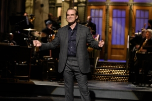 'Saturday Night Live' Review: First-Time Host David Harbour Gets as Weird (and Grouchy) as He Can