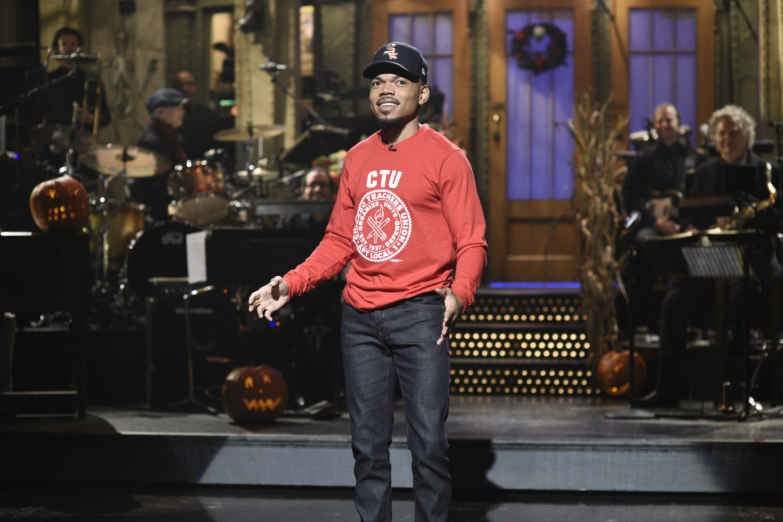 'Saturday Night Live' Review: The Best and Worst of Chance the Rapper's Return