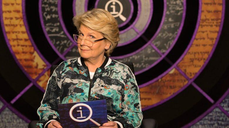 QI BBC Two Sandi