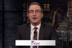 HBO's John Oliver Slams New Streamer HBO Max: 'It's Not HBO, It's Just TV'