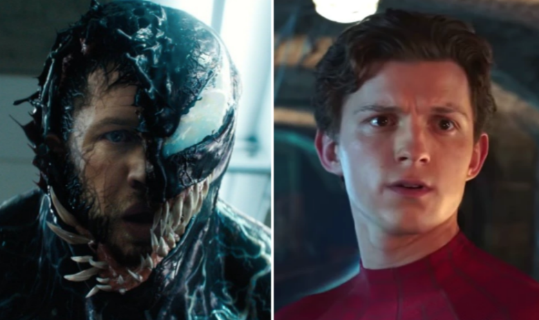 """Venom"" and ""Spider-Man: Far From Home"""