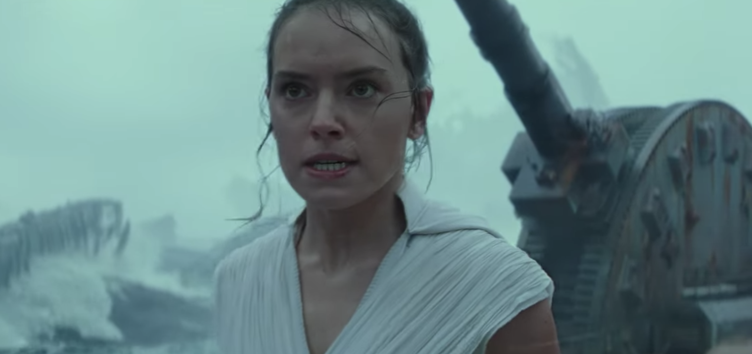 The 'Star Wars: The Rise of Skywalker' Trailer Is Finally Here