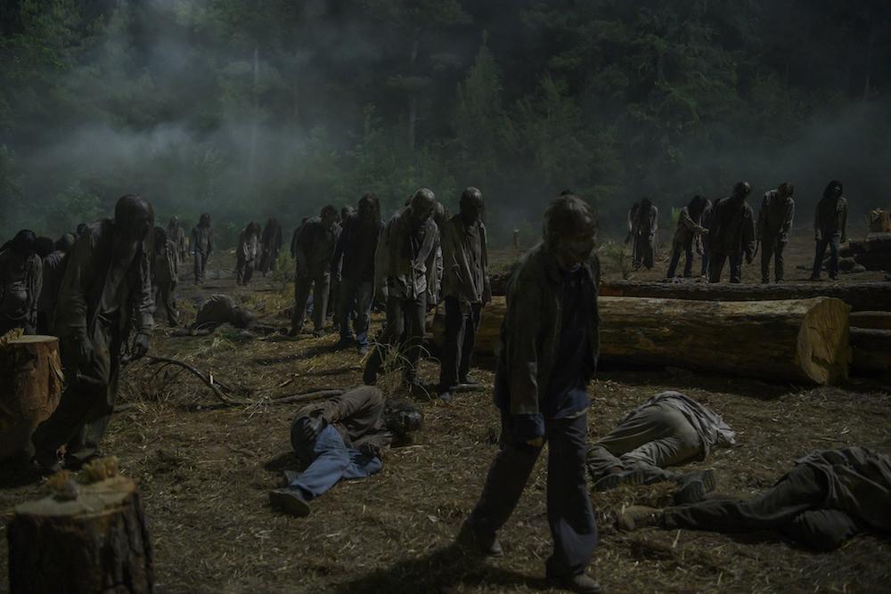 The Walking Dead _ Season 10, Episode 4 - Photo Credit: Gene Page/AMC