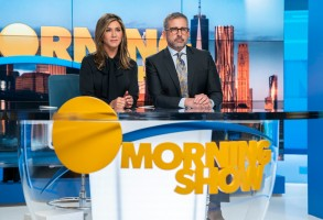The Morning Show Jennifer Aniston Steve Carell Apple TV Plus