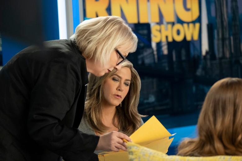 The Morning Show Mimi Leder Jennifer Aniston