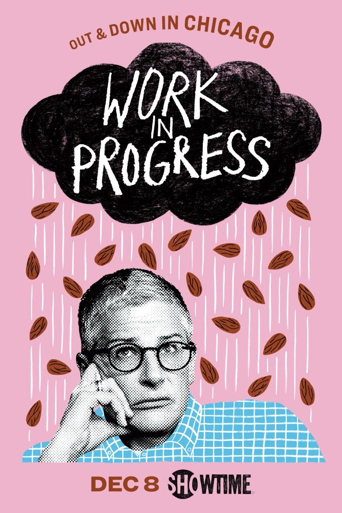 Abby McEnany in key art for WORK IN PROGRESS. Photo Credit: Courtesy of SHOWTIME.