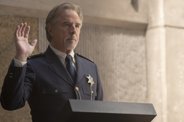 'Watchmen': Don Johnson Weaponizes Charisma, and He's So Good, It's Scary