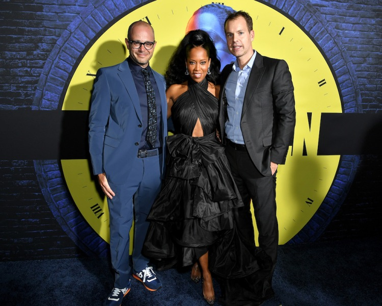 Watchmen Premiere Regina King Owns Red Carpet Full Cast Photos Indiewire