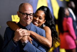 Damon Lindelof and Regina King'Watchmen' TV show premiere, Arrivals, Cinerama Dome, Los Angeles, USA - 14 Oct 2019