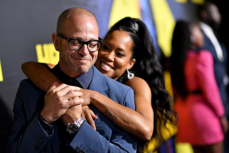 Damon Lindelof and Regina King'Watchmen' TV show premiere, Arrivals, Cinerama Dome, Los Angeles, USA - 14 Oct 2019