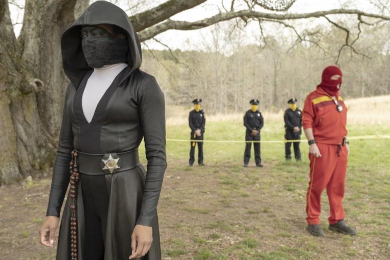 Watchmen Regina King Episode 2