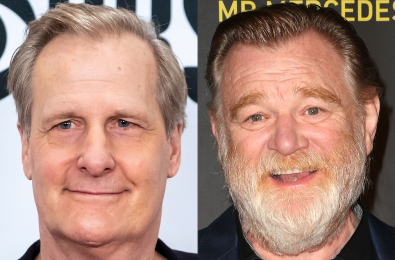 Jeff Daniels and Brendan Gleeson James Comey limited series