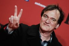 Director Quentin Tarantino arrives for the German premier of his film 'The Hateful Eight' in BerlinGermany The Hateful Eight Premiere, Berlin, Germany