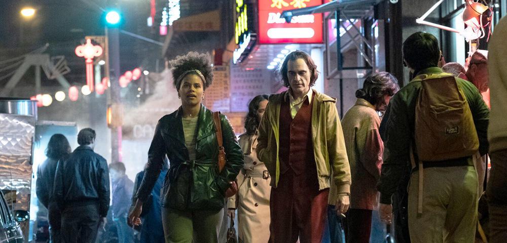 Joker and Sophie