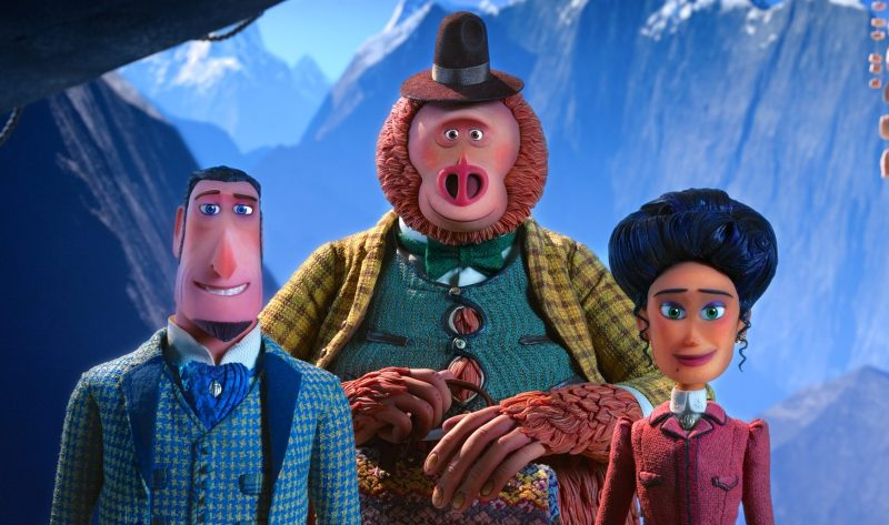 Annie Awards Nominations Led by Disney's 'Frozen 2' and Laika's 'Missing Link'