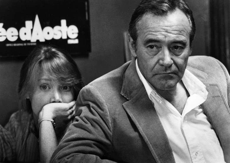 Editorial use only. No book cover usage. Mandatory Credit: Photo by Polygram/Universal/Kobal/Shutterstock (5882232s) Sissy Spacek, Jack Lemmon Missing - 1982 Director: Costa-Gavras Polygram/Universal USA Scene Still