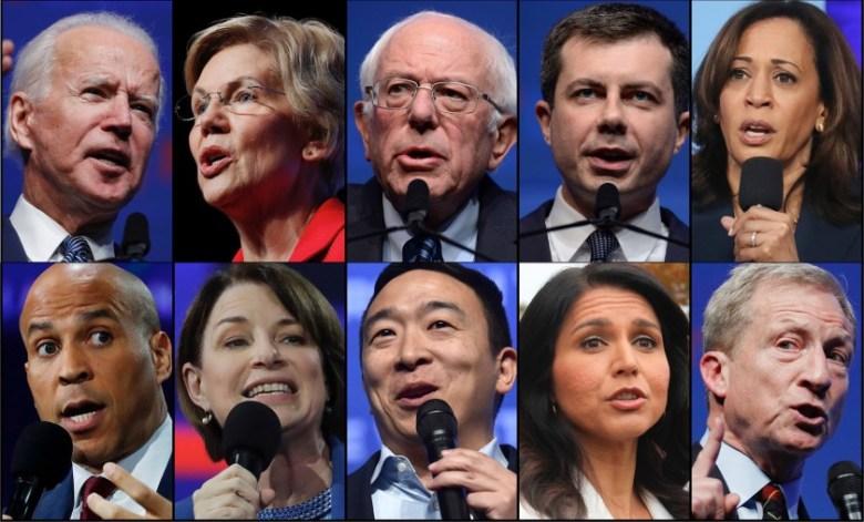 MSNBC and the Washington Post's Democratic Debate