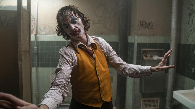 Joaquin Phoenix Shocked 'Joker' Crew by Improvising Refrigerator Scene on First Take