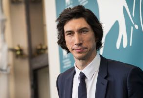 Adam Driver poses for photographers upon arrival for the photo call of the film 'Marriage Story' at the 76th edition of the Venice Film Festival in Venice, ItalyFilm Festival 2019 Marriage Story Photo Call, Venice, Italy - 29 Aug 2019